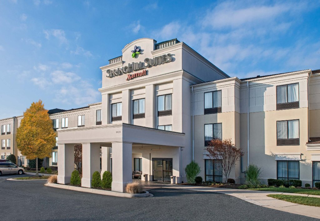 SpringHill Suites Edgewood Aberdeen