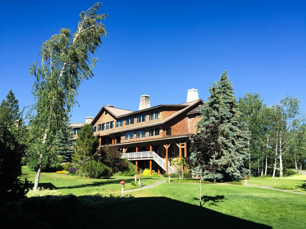 ‪Sun Mountain Lodge‬