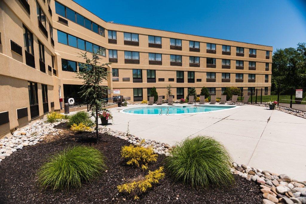 ホリデー イン フィラデルフィア サウス スウェーデスボロ ホテル