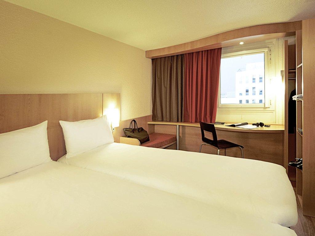 宜必思巴黎貝爾捷波特酒店