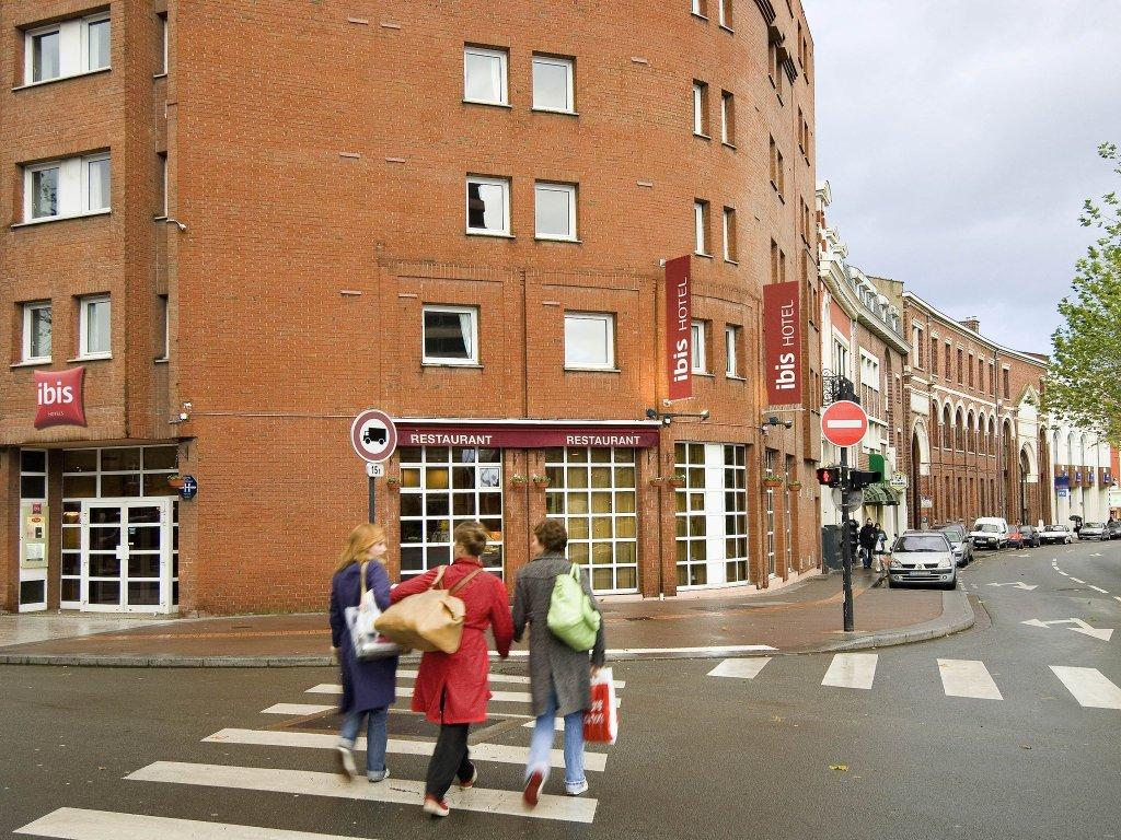 Ibis Lille Roubaix Centre