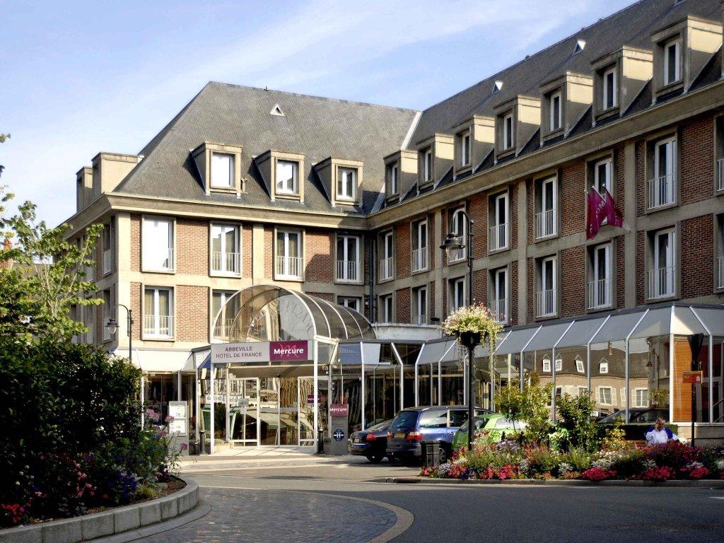 阿布維爾中心美居飯店- 索姆灣口