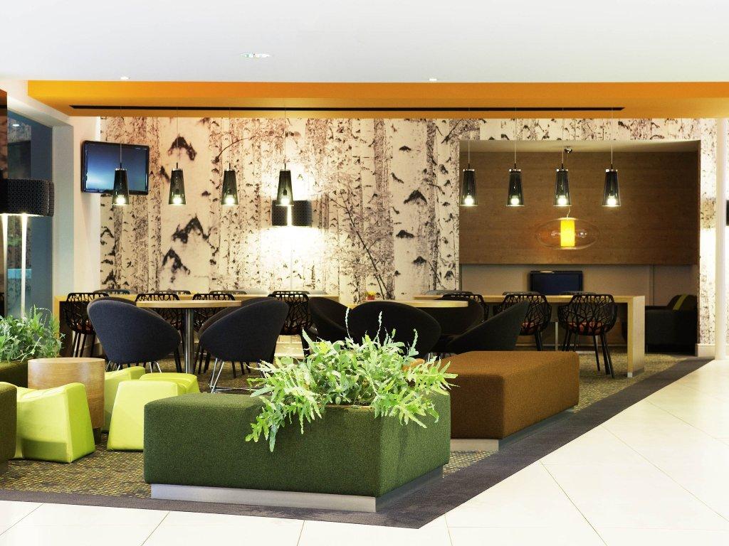 鹿特丹斯希丹諾富特酒店