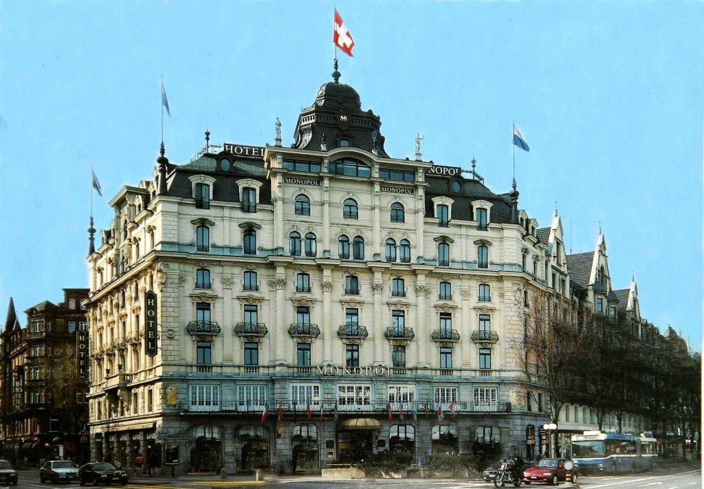 モノポール スイス Qホテル