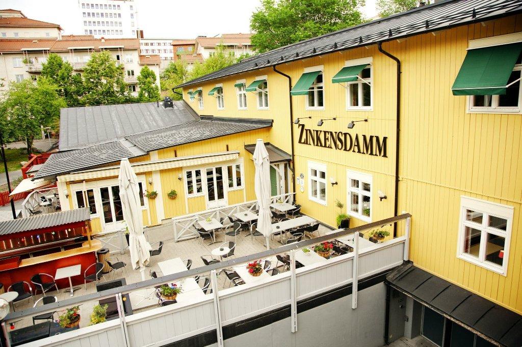 Hotell och Vandrarhem Zinkensdamm