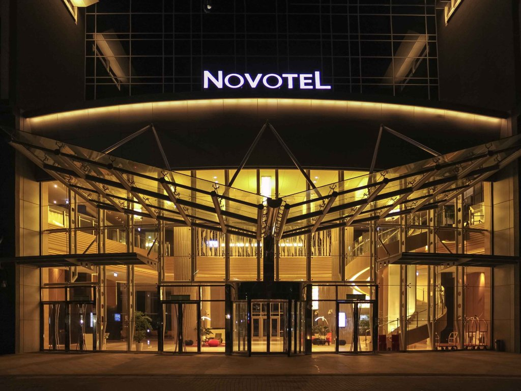 Hotel Novotel Taipei Taoyuan International Airport