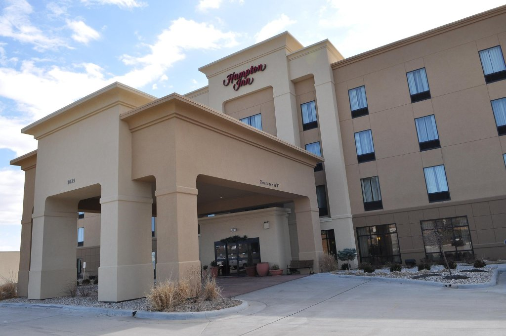 Hampton Inn Junction City
