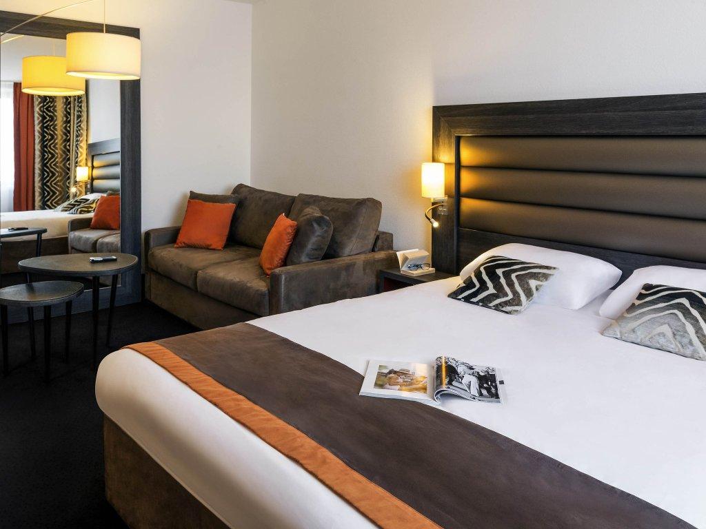 Mercure Lyon La Part Dieu Hotel