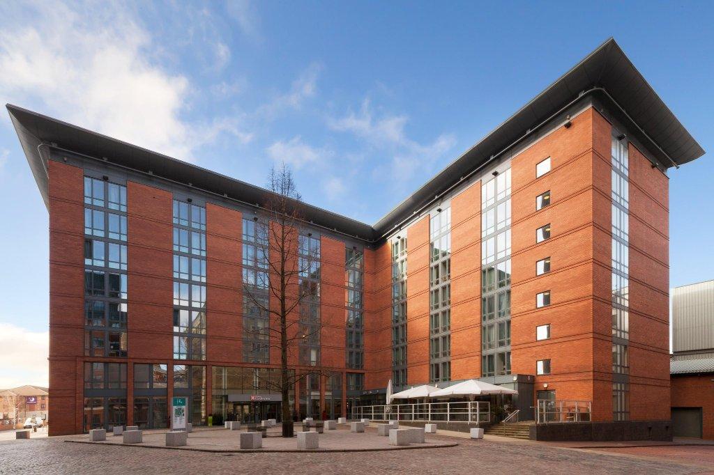 Hilton Garden Inn Birmingham Brindleyplace