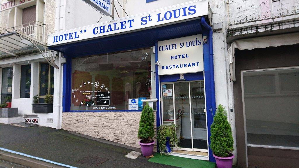Hotel Chalet Saint Louis