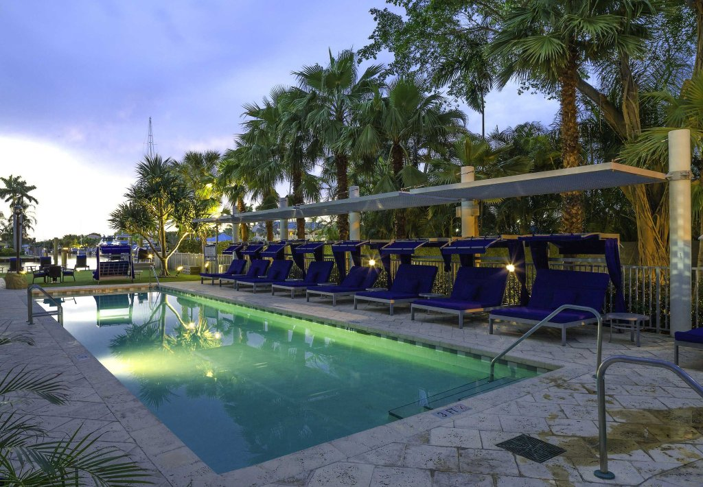 Residence Inn Fort Lauderdale Intracoastal/Il Lugano