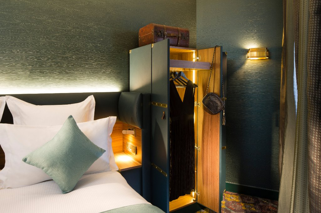 巴黎君王酒店