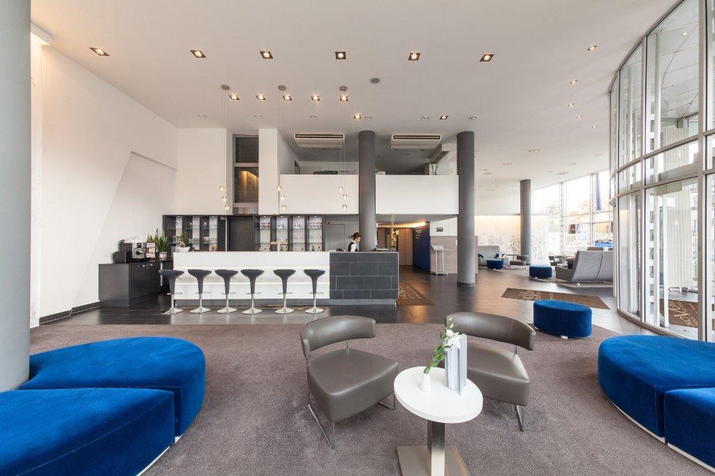 Novum Select Hotel Berlin Spiegelturm