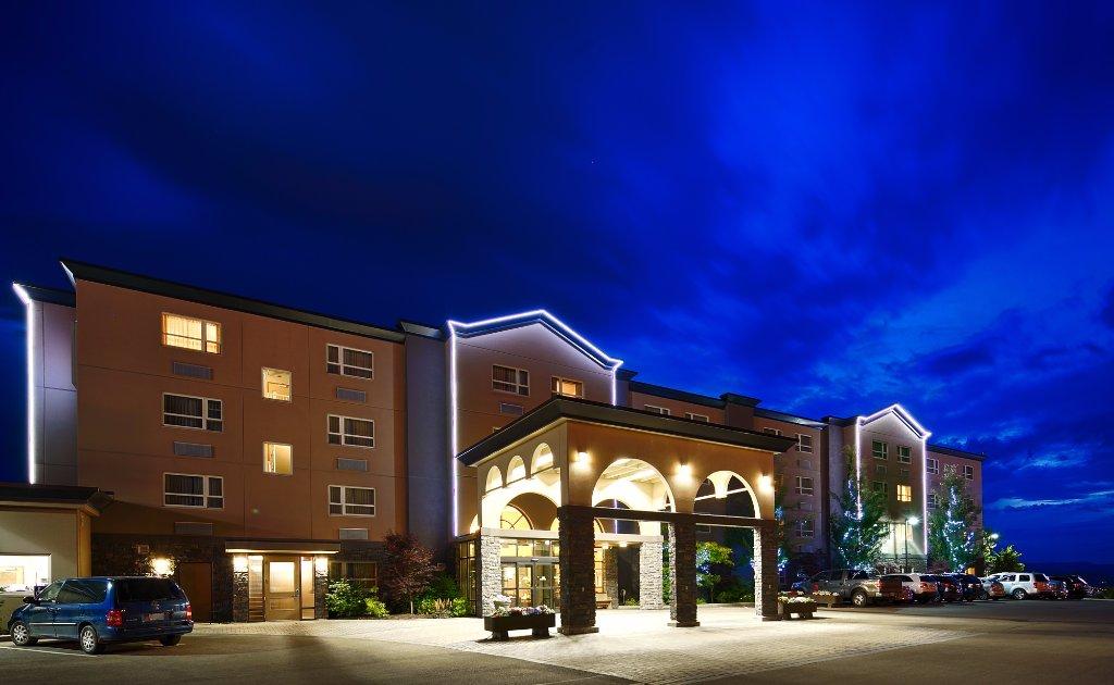 ベストウェスタン プラス カムループス ホテル