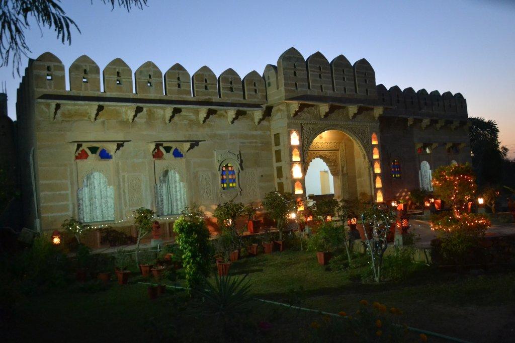 The Pushkar Bagh