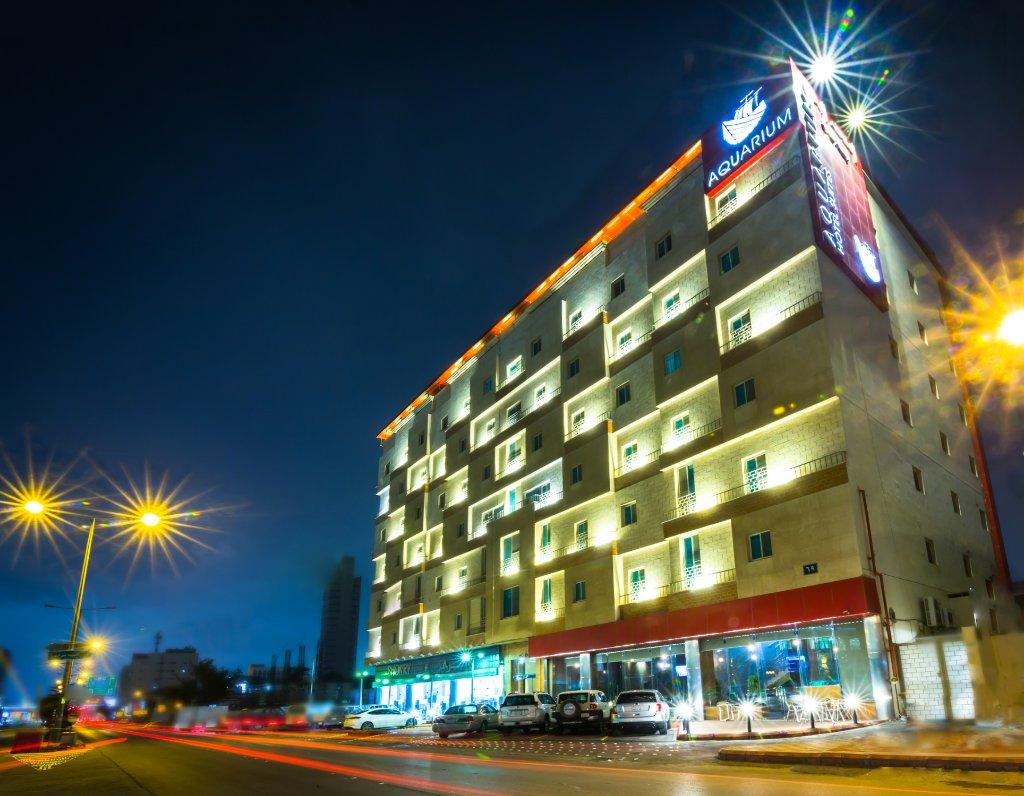 Aquarium Hotel - Riyadh