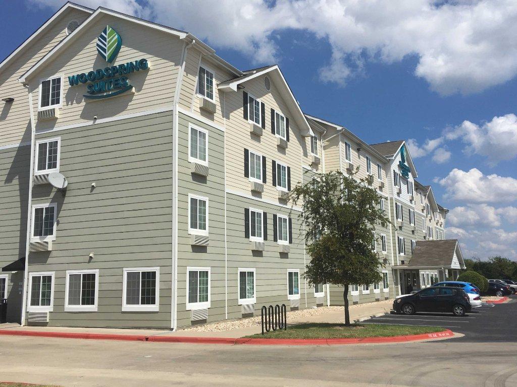 WoodSpring Suites North Charleston