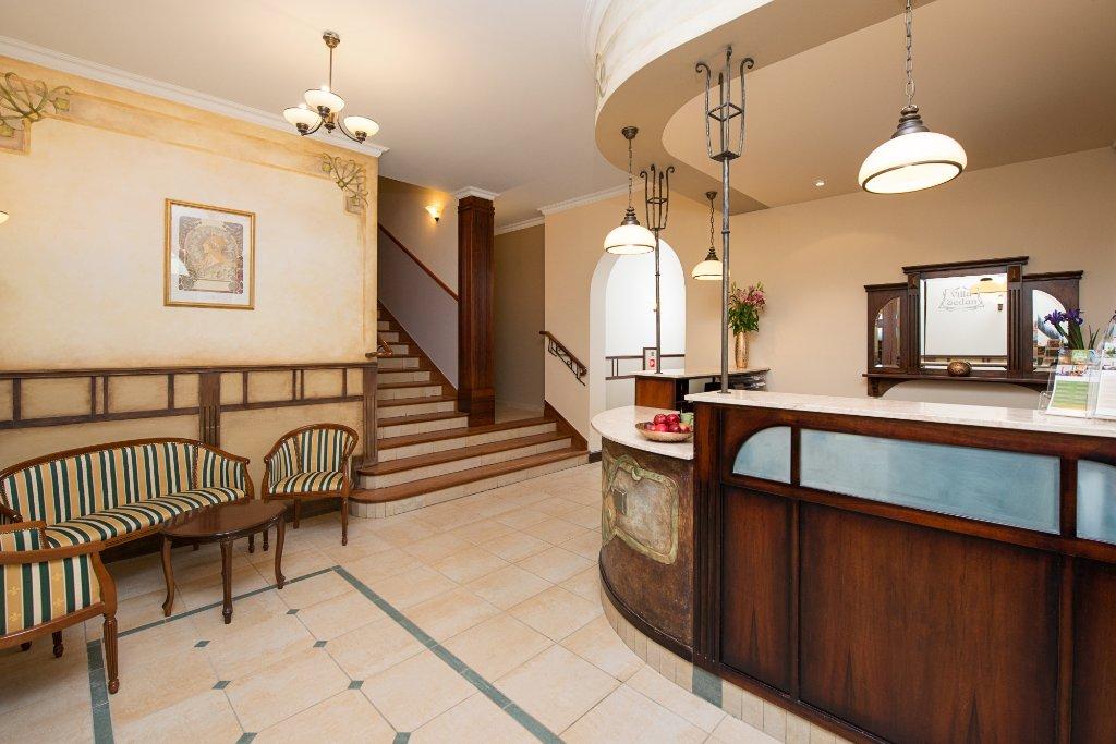 빌라 세단 호텔