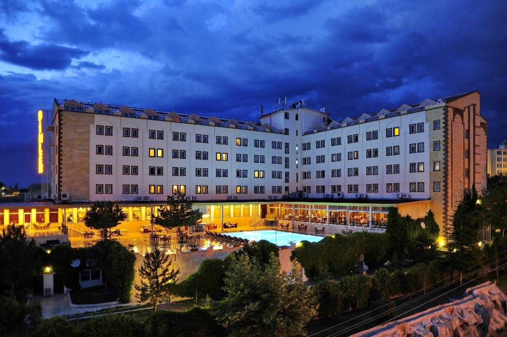 Dinler Hotels – Urgup