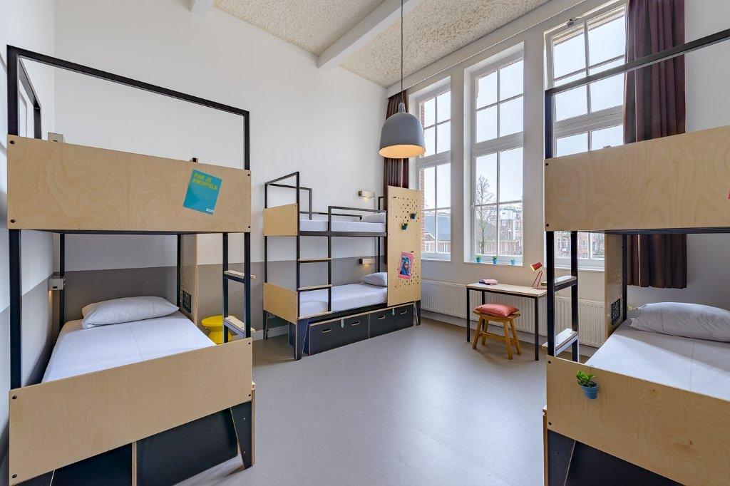 Stayokay Hostel Amsterdam Zeeburg
