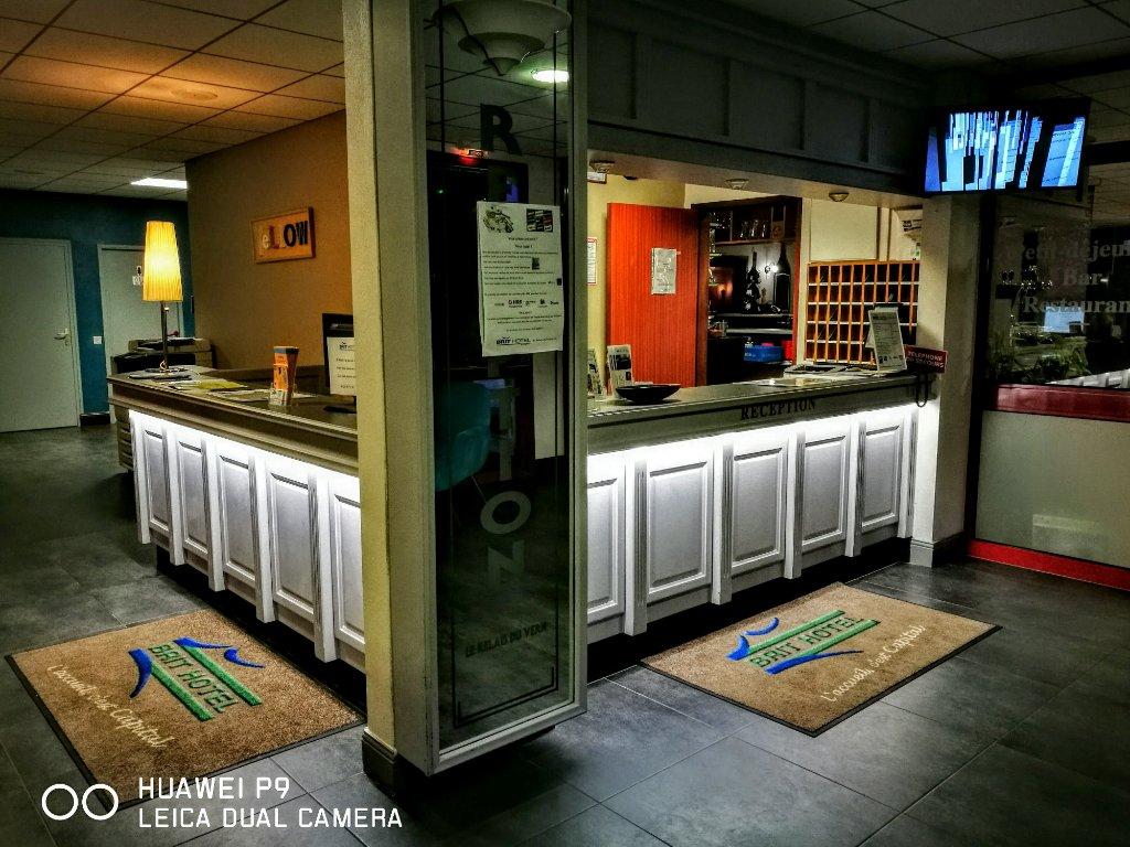 Brit Hotel - Au Relais du Vern