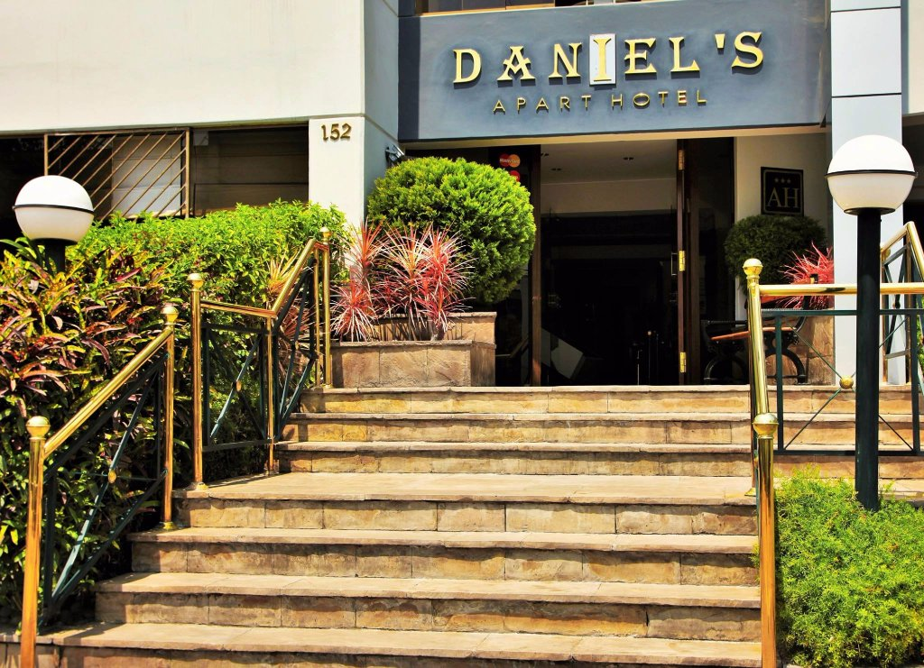 丹尼爾公寓酒店
