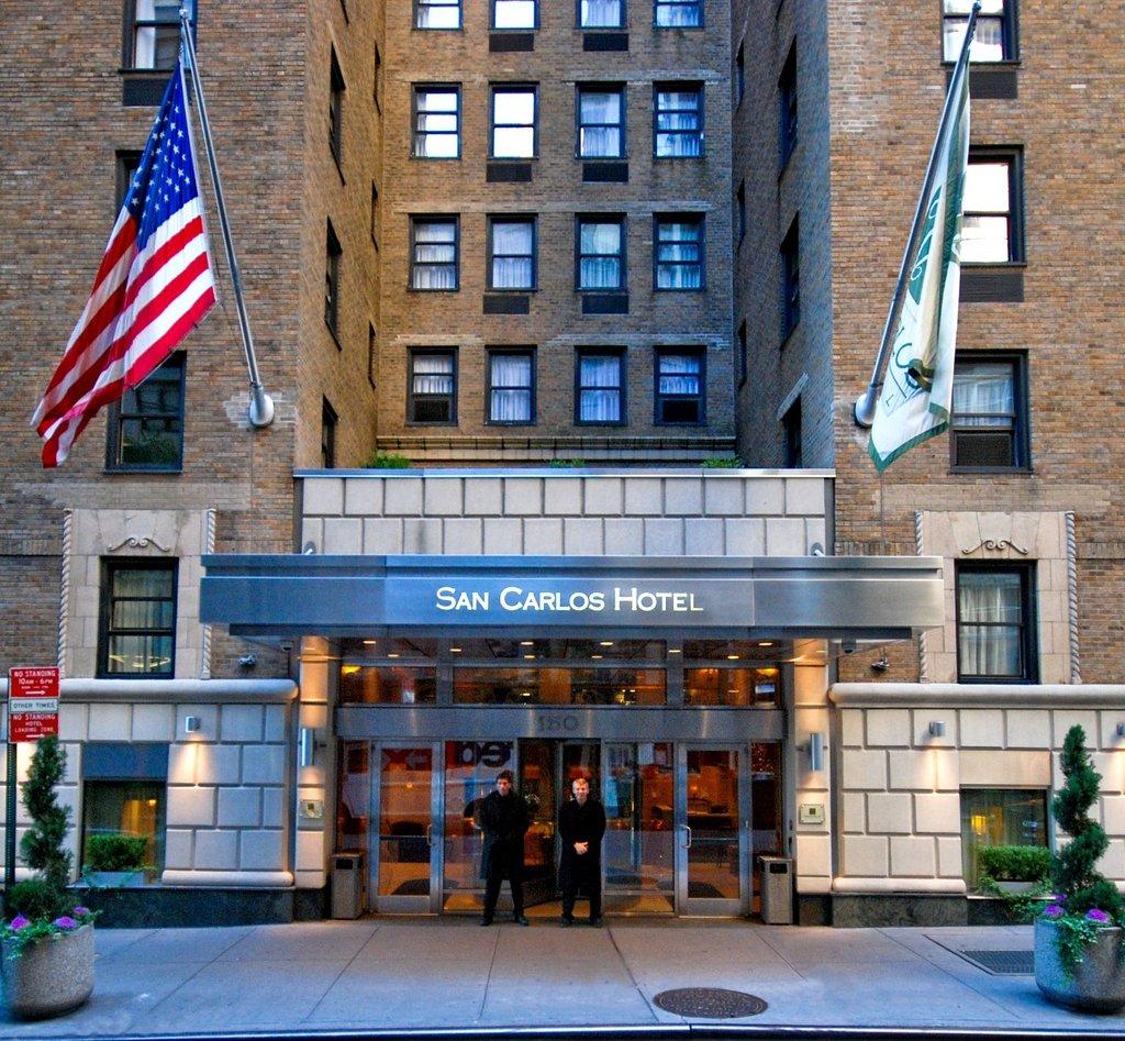 桑卡洛斯酒店