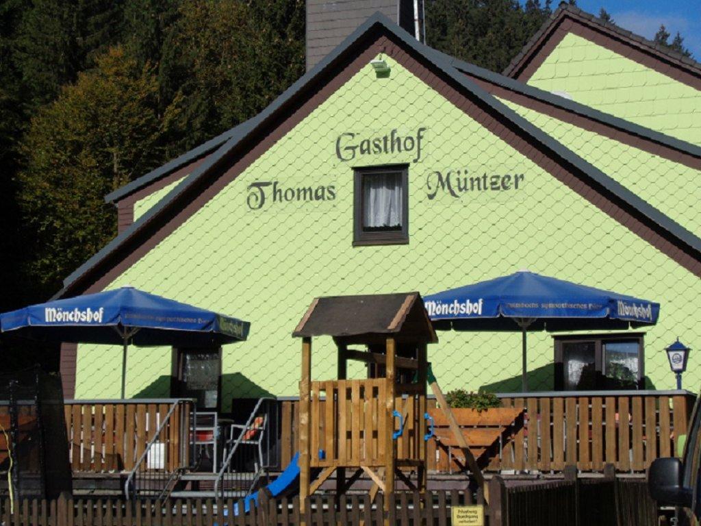 Gasthof Thomas Muentzer