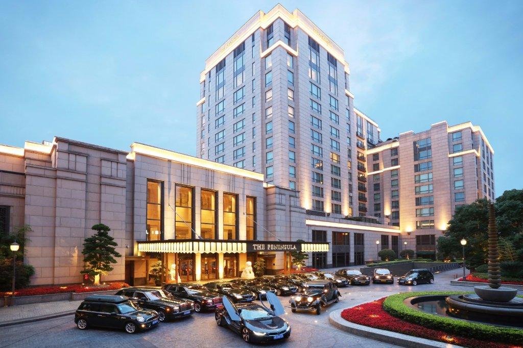 上海半島酒店