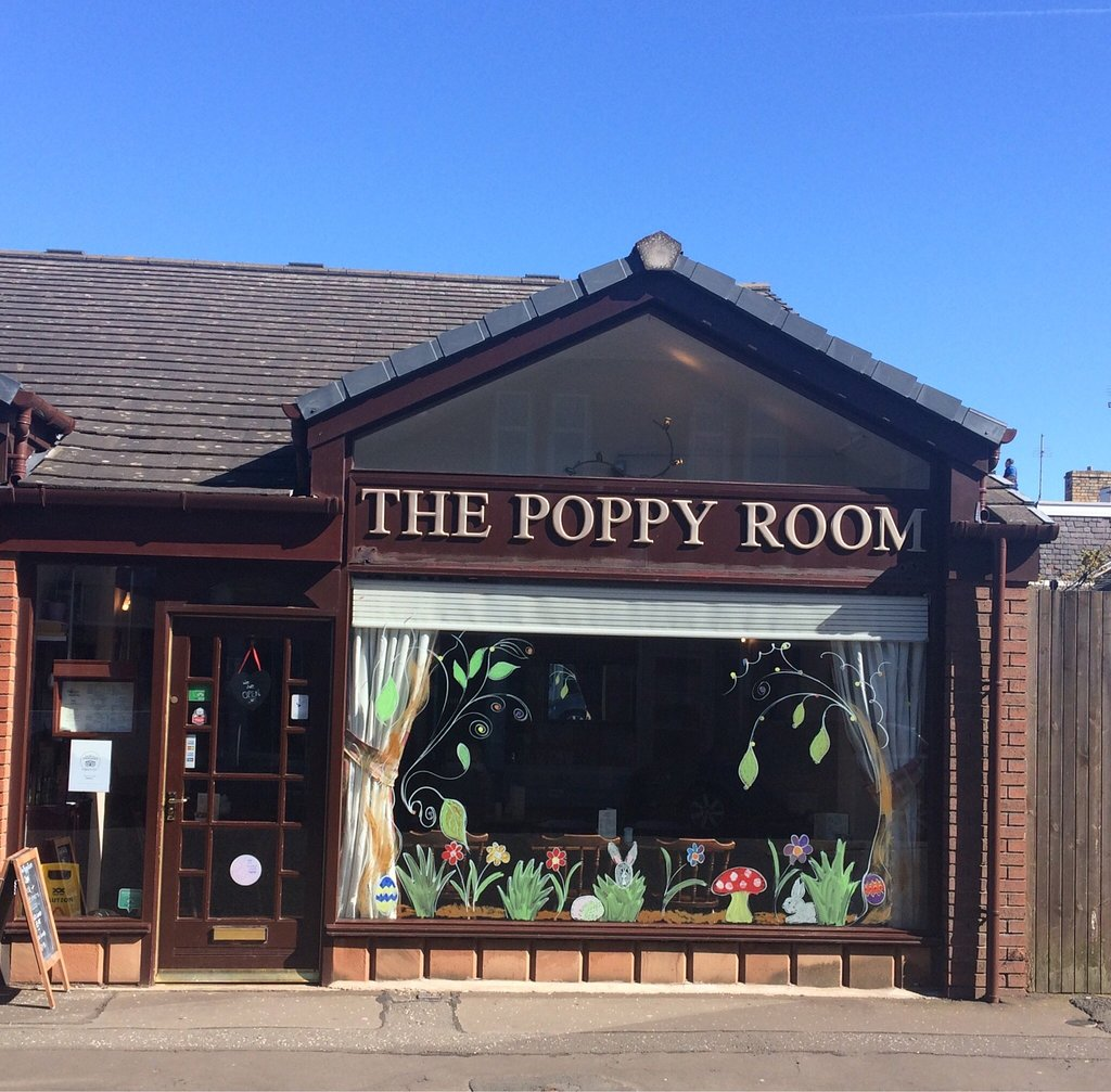 Image Poppy Room in South West Scotland