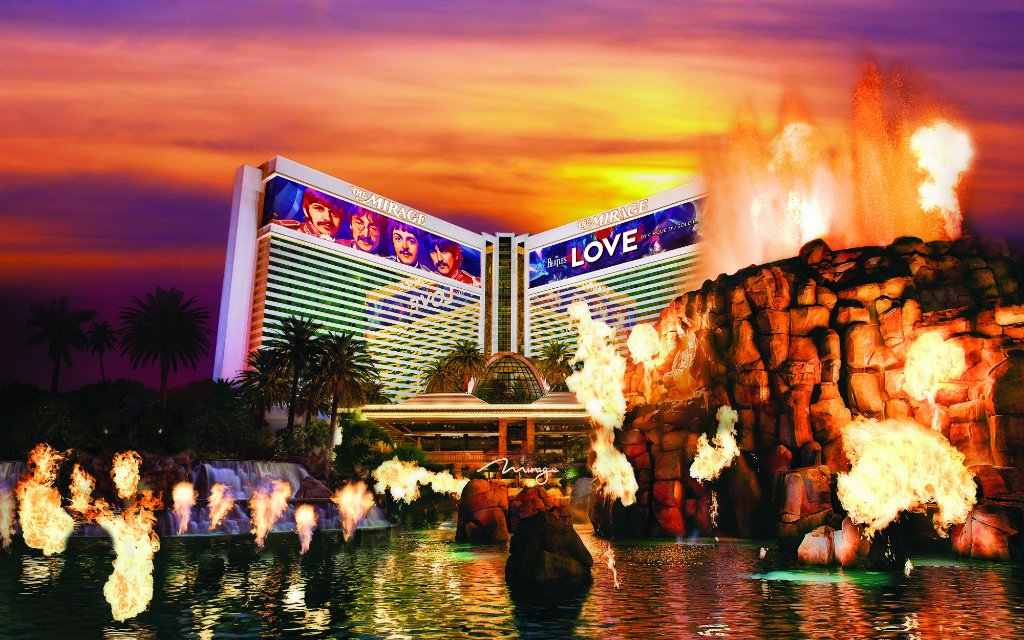 The Mirage Hotel & Casino