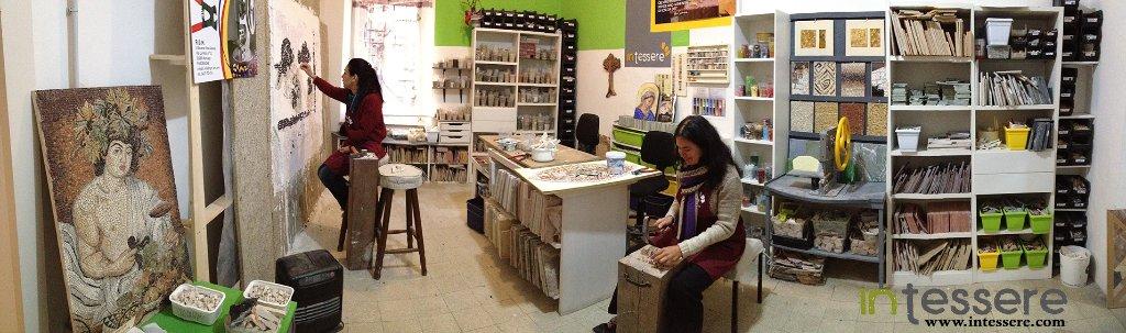 In Tessere - Museo - Laboratorio Artigianale Artistico