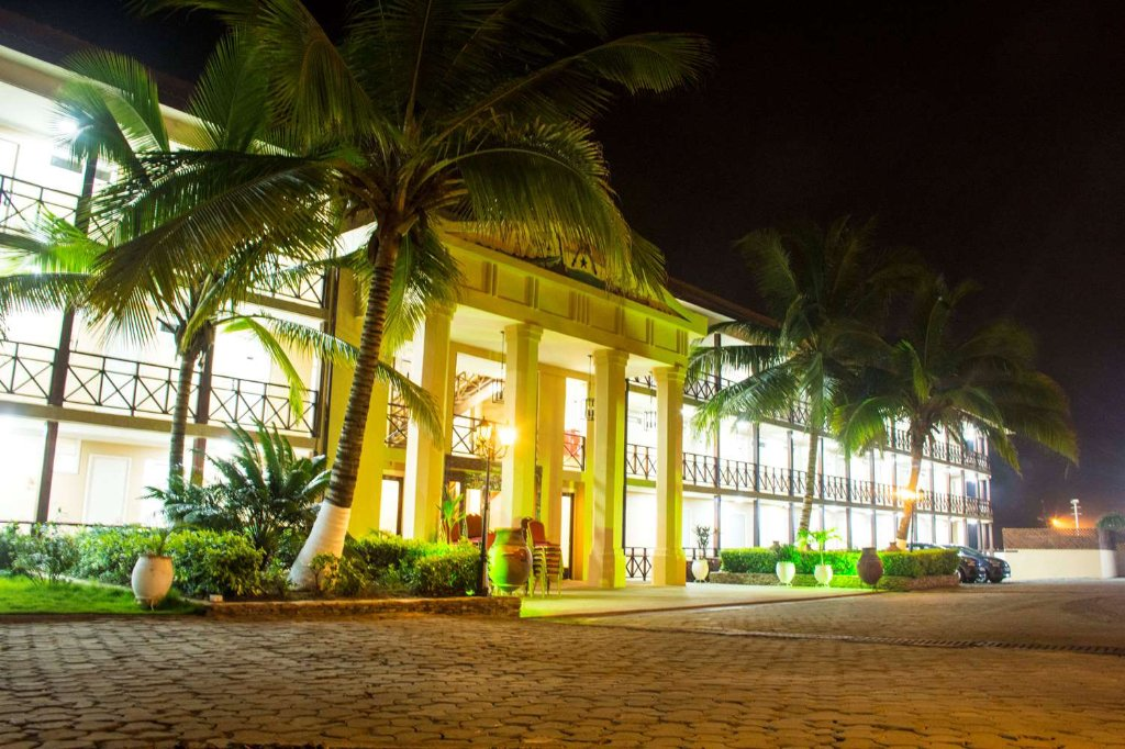 Best Western Plus Accra Beach Hotel