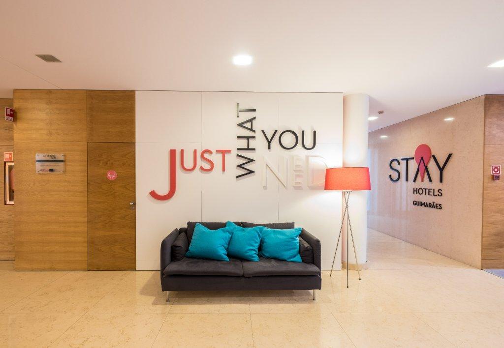 Stay Hotel Guimaraes Centro