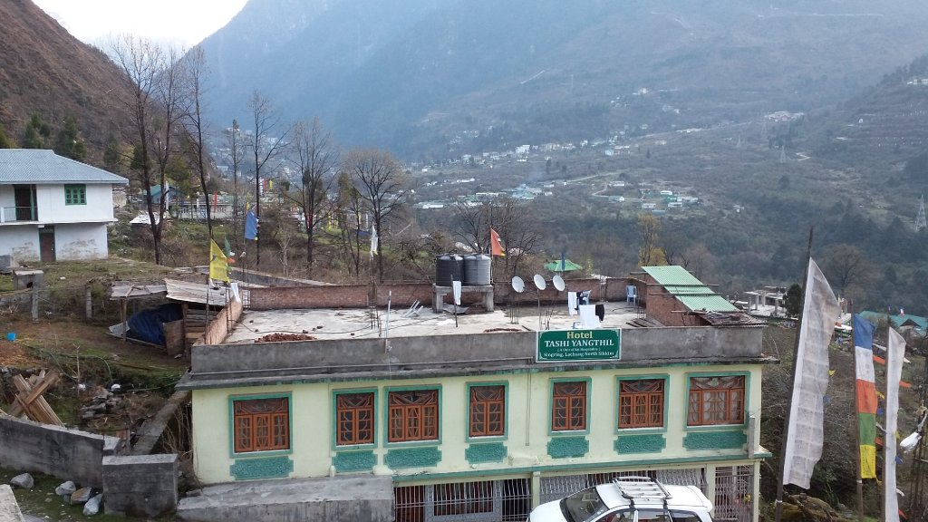 Hotel Lachung Retreat