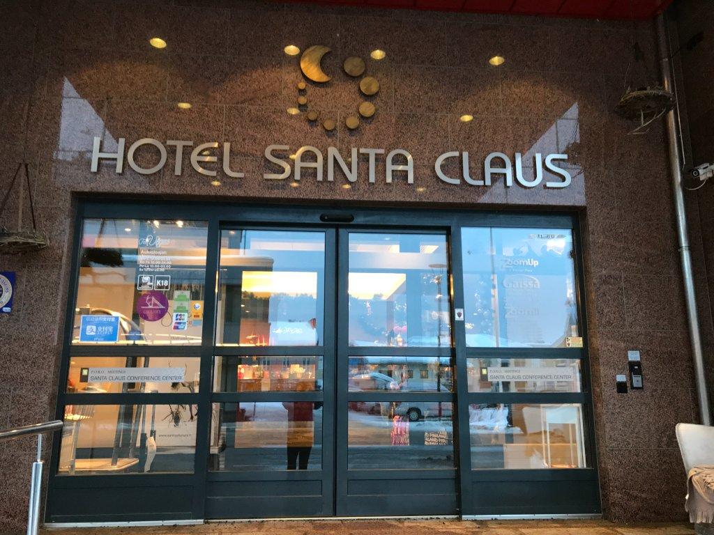 클라리온 호텔 산타 클로스