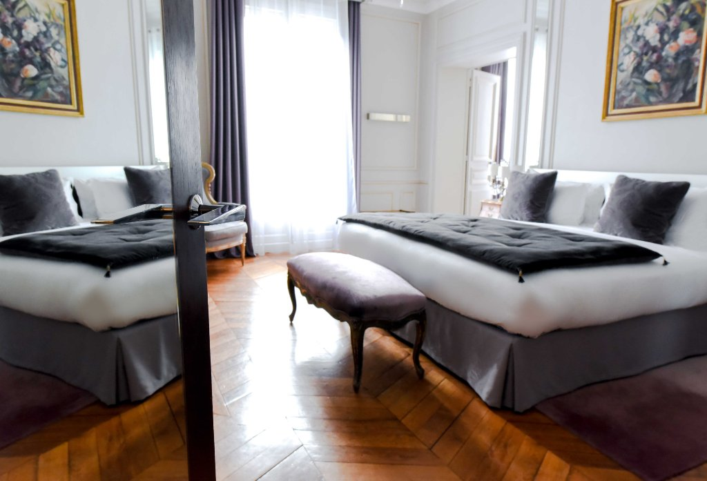 Hotel Lancaster Paris Champs-Elysees