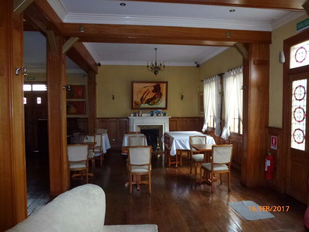 Hotel Manoir Atkinson