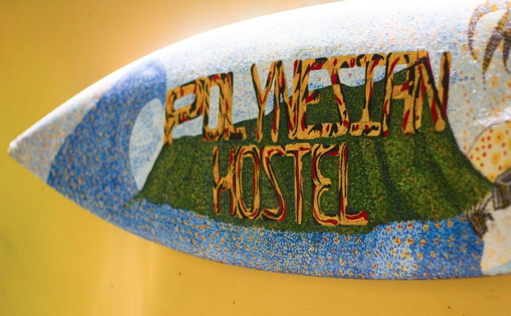 Polynesian Hostel Beach Club