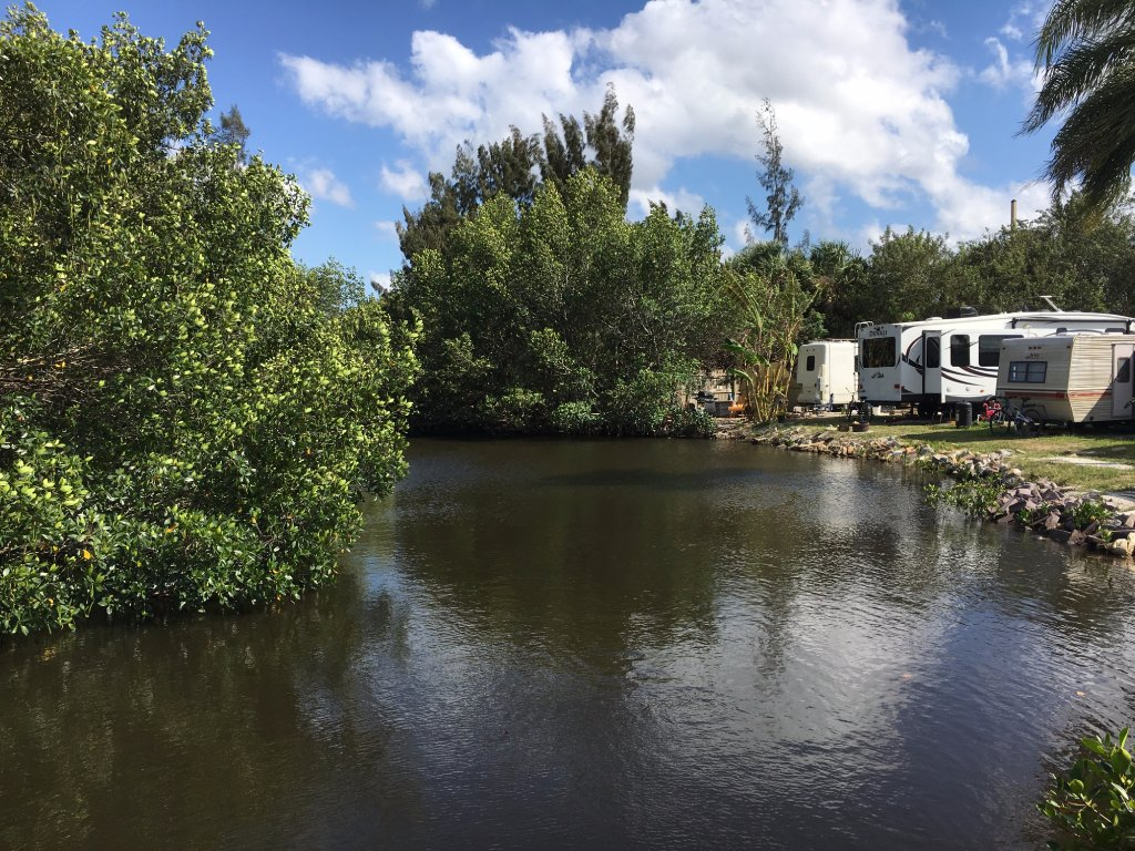 Charlotte Harbor RV Park