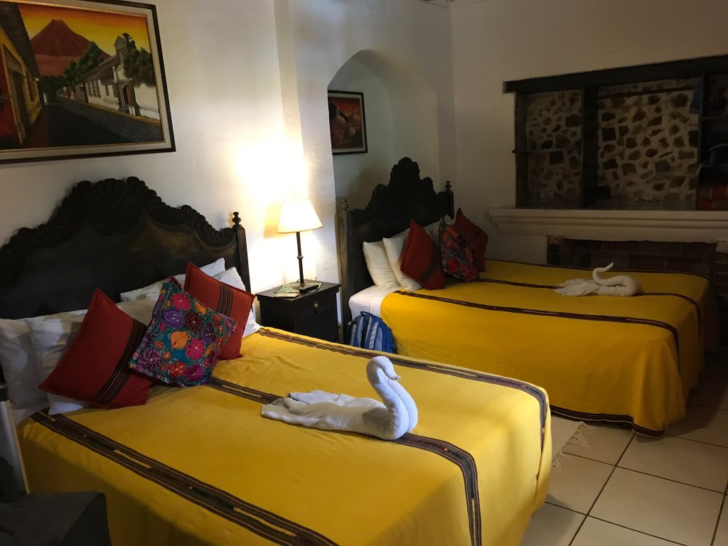 ホテルカサアンティグア