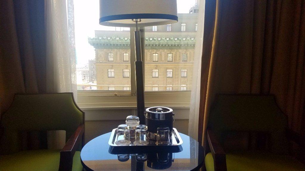 Chancellor Hotel on Union Square