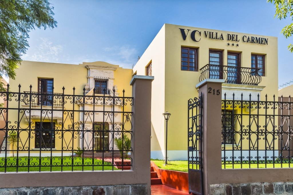 Hotel Villa Del Carmen