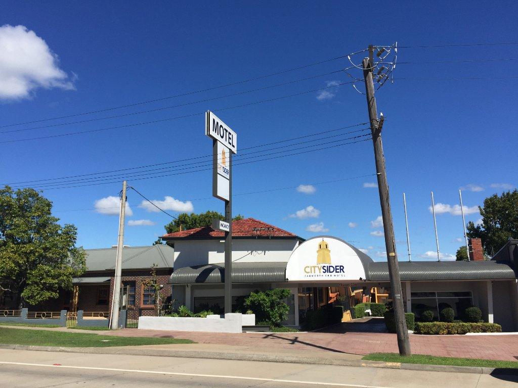 City Sider Motor Inn