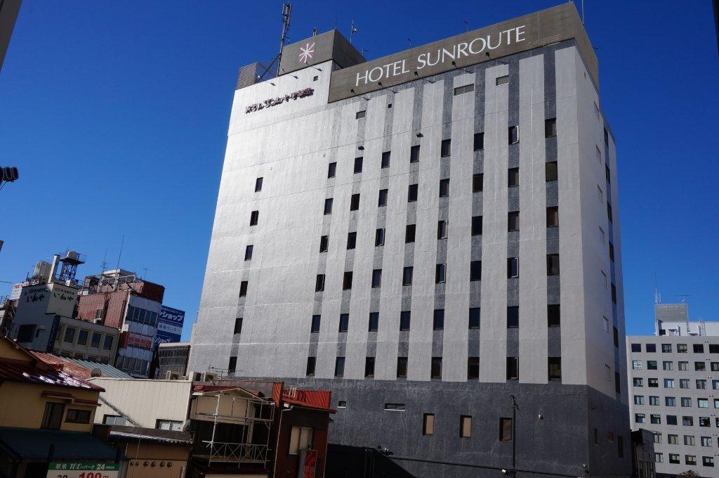Hotel Sunroute Utsunomiya
