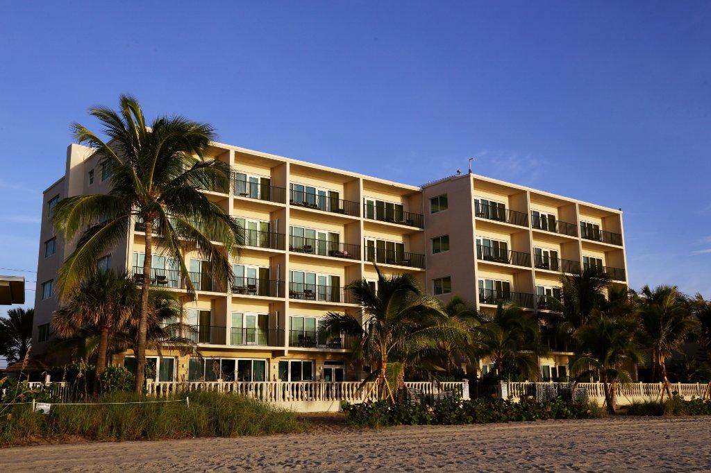海神套房飯店