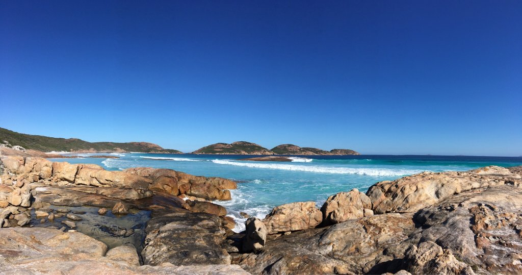 Lucky Bay DEC Campground