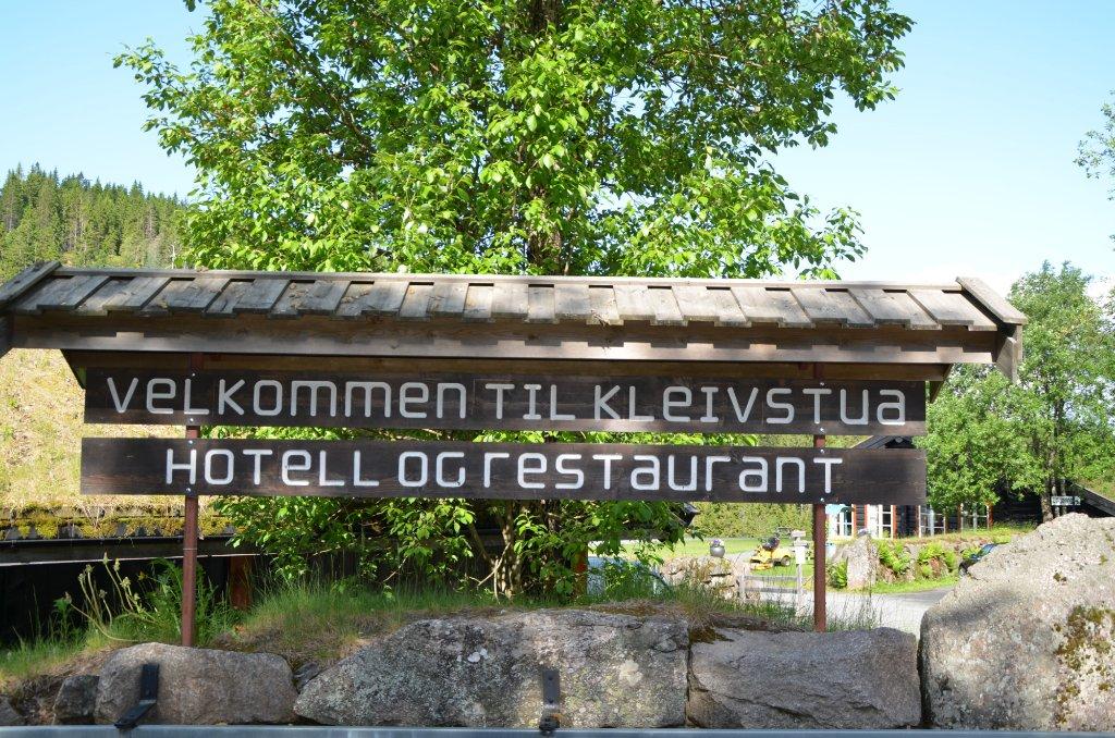 Kleivstua Hotel