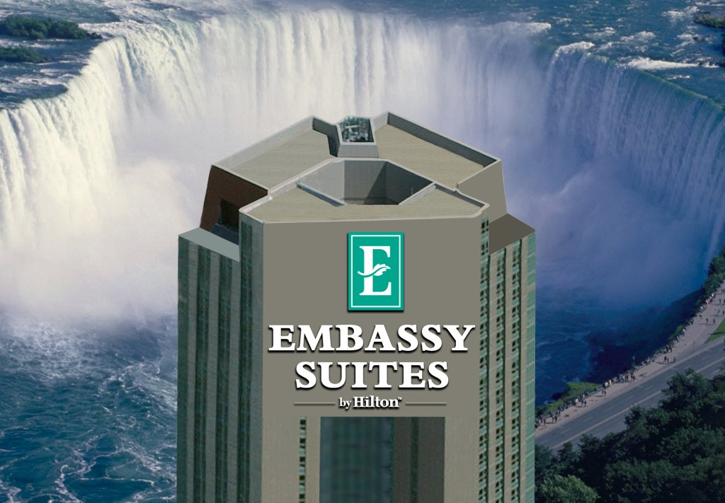 Embassy Suites by Hilton Niagara Falls Fallsview Hotel