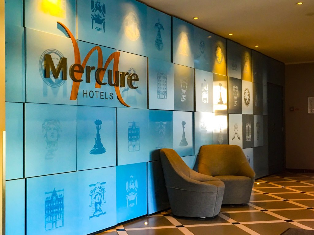 Mercure Riga Centre